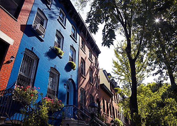 Brooklyn Heights neighborhood