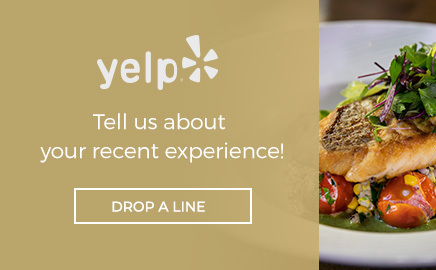leave your review on Yelp!