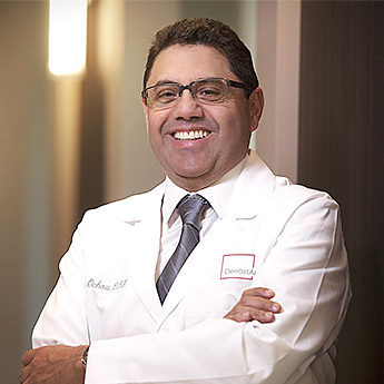 Portrait of Dr. Ochoa