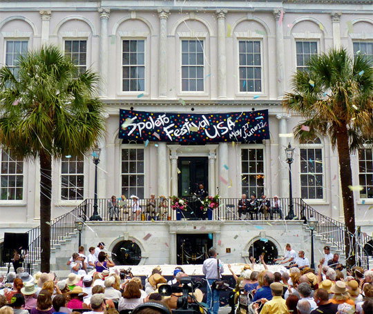 Six Reasons to Attend The 2018 Spoleto Festival