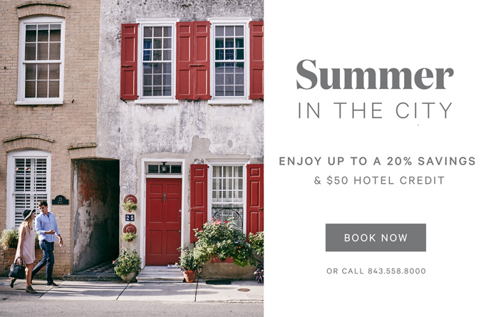 Summer in the city enjoy the 20% off