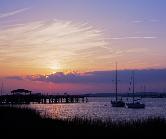 Where to Catch the Perfect Sunset in Charleston