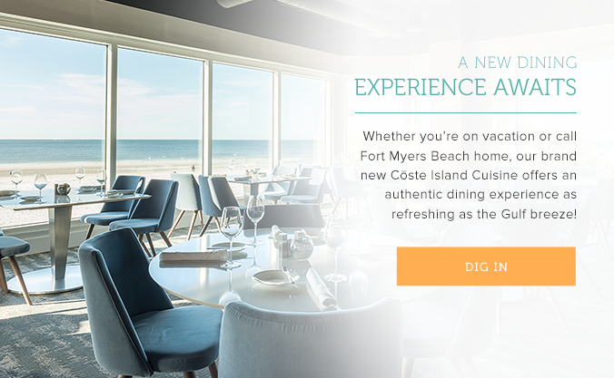Coste Island Cuisine Pop Up