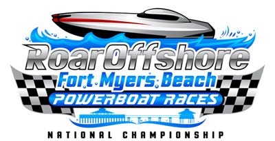 roar offshore fort myers beach powerboat races