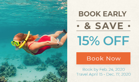 book early save