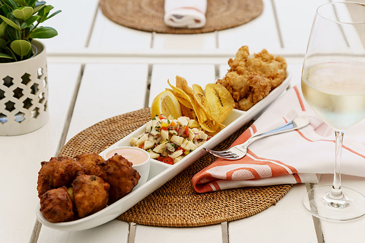 TheDunmore Dining_Food_Bahamaian_Conch_Mezze