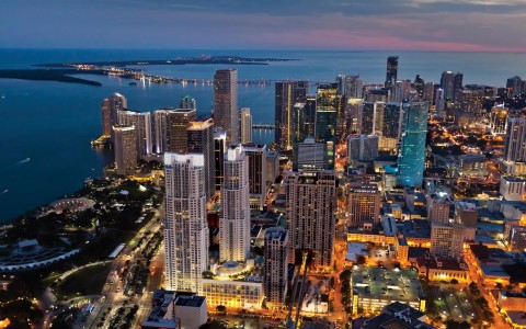 Visit Downtown and Brickell Miami