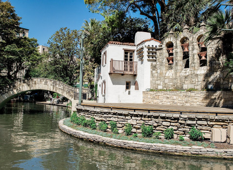 Riverwalk historical sites