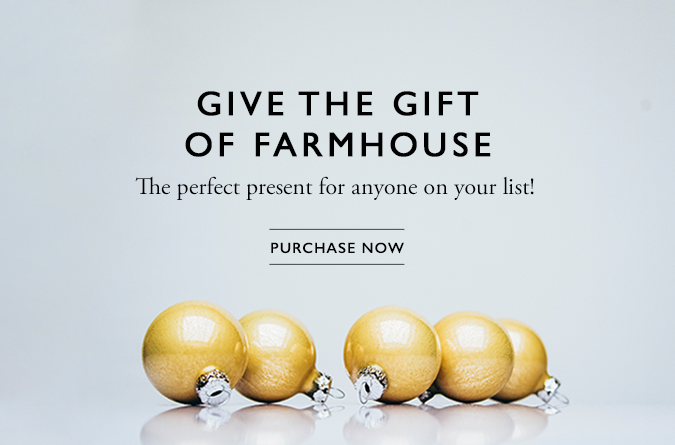 FarmhouseInn Perfect Holiday Gift