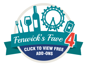 Fenwicks fave - Deluxe Double