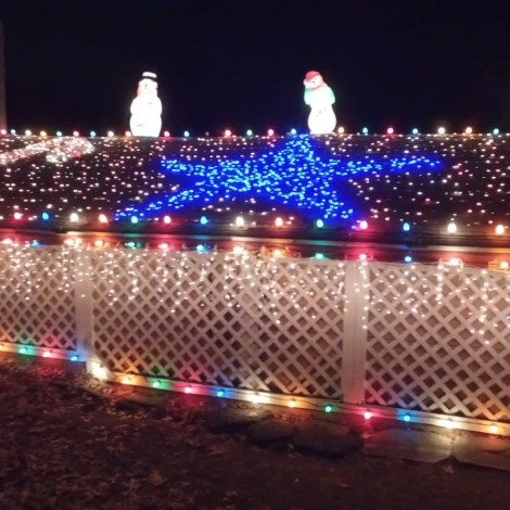 Lights of Ocean City | Fenwick inn