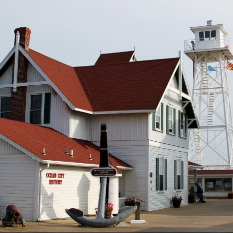 Life-saving station museum