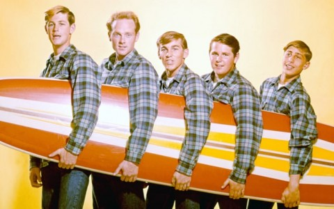 the beach boys vintage photo