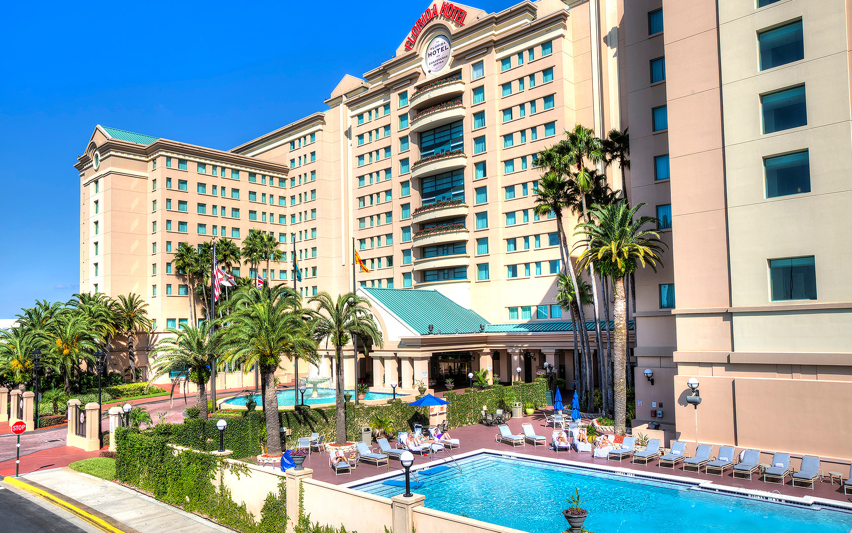 The Florida Hotel Conference Center Orlando Fl Official Hotel