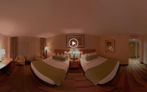 Florida Conference Center Hotel Room Video Thumbnail