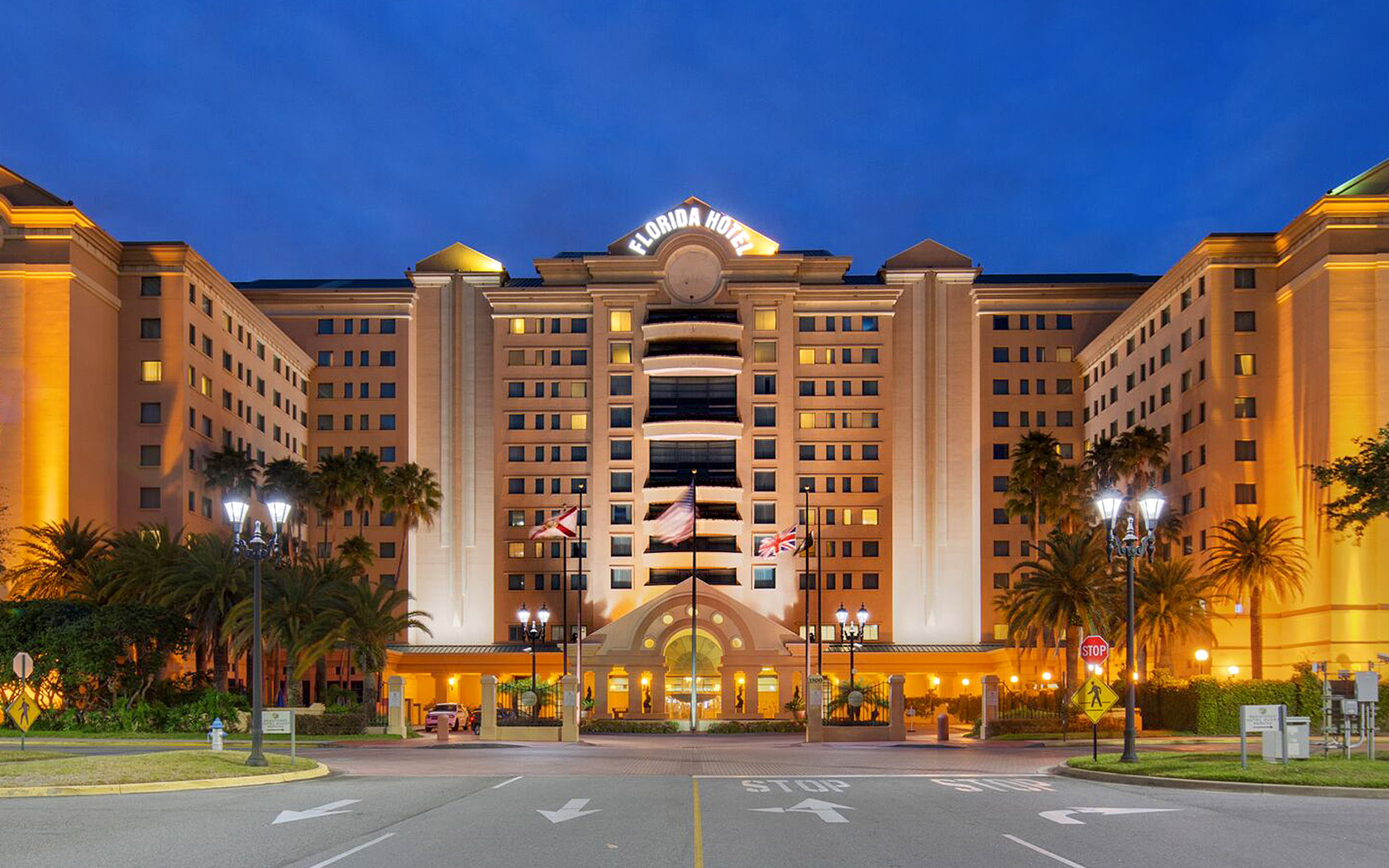 Official: Florida Hotel And Conference