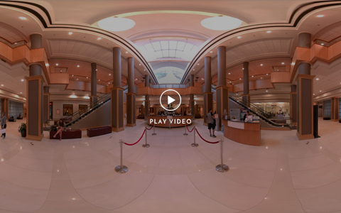 Florida Conference Center Lobby Video Thumbnail
