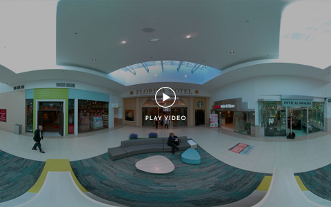Florida Mall and Hotel Entrance Video Thumbnail