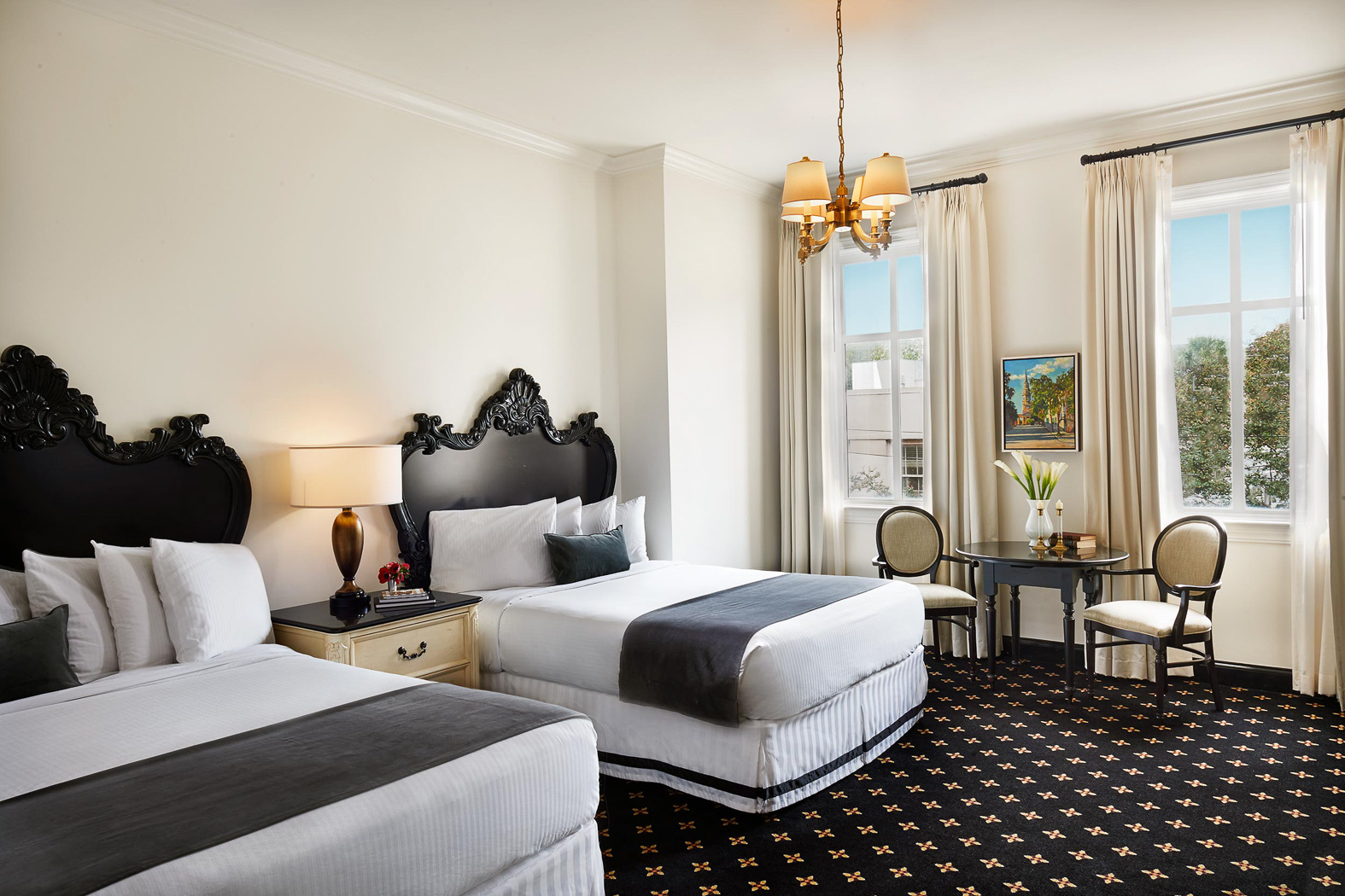 Luxury hotels in charleston sc rooms french quarter inn - 2 bedroom hotels in charleston sc ...