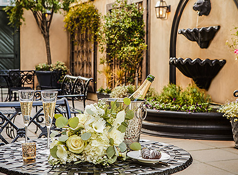 frenchquarterinn occasions elopment