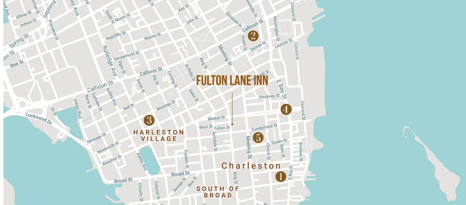 Dining Guide to Charleston