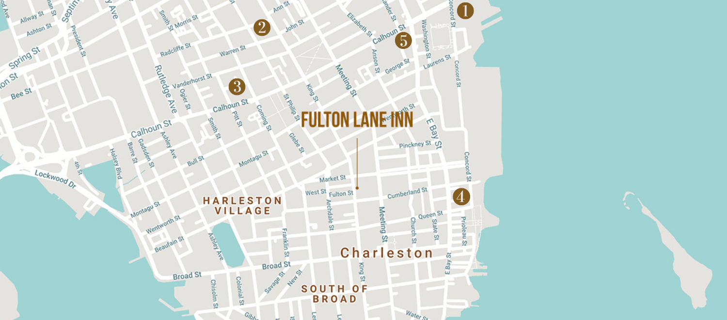 Kiddo Friendly Guide to Charleston