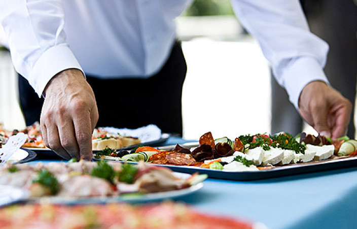 Off Premise catering