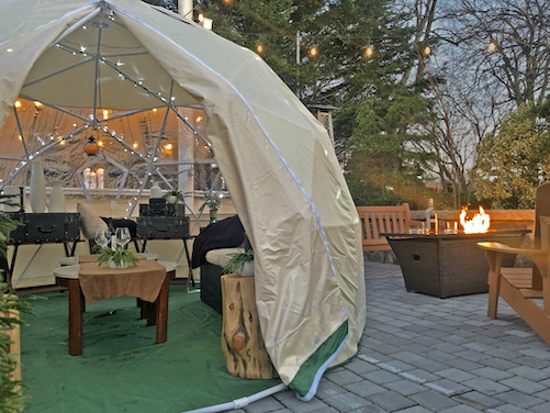 igloo_at_garden_city_hotel