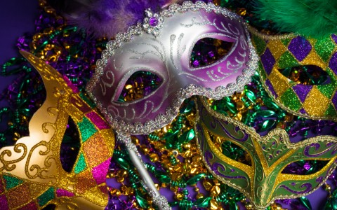 Merry Mardi Gras Celebration