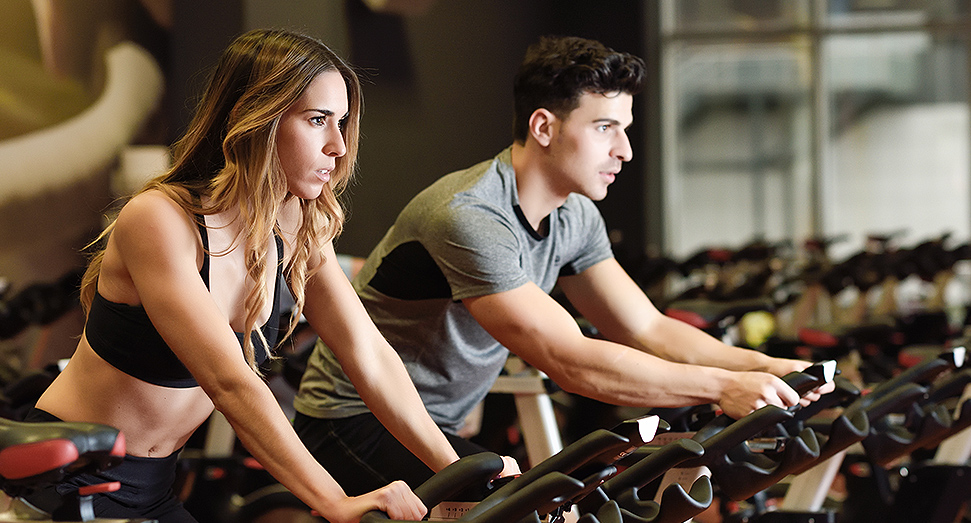 The Glen Cove TheMansion Activities Spin Classes