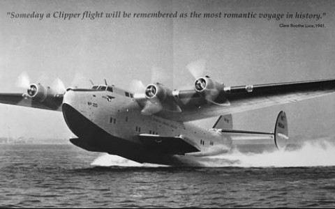 B314 pan am clipper