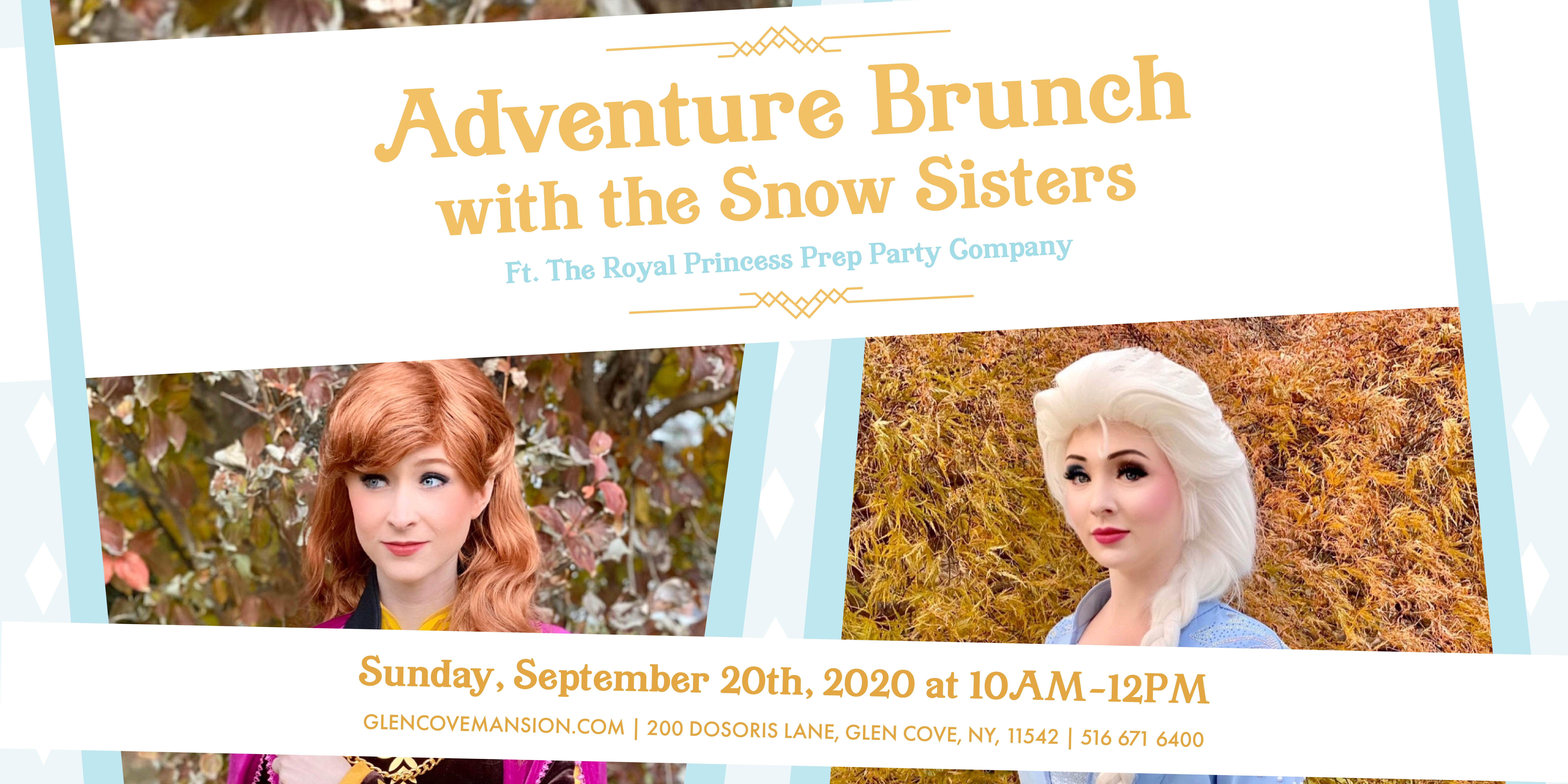 Adventure Brunch with Snow Sisters