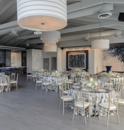 event venue interior decor in Fort Lauderdale