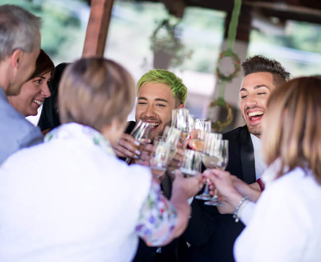 grateful palate events weddings lgbt weddings