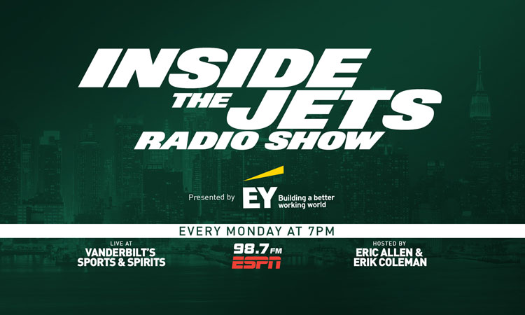 Inside the Jets Radio Show