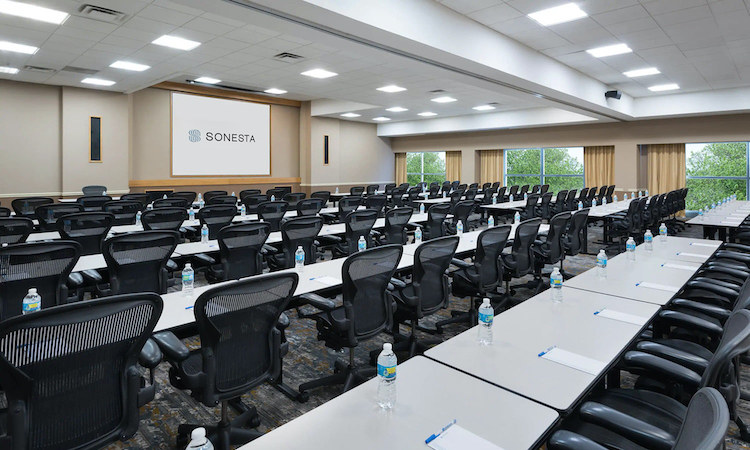 conference room at Sonesta Hamilton Park
