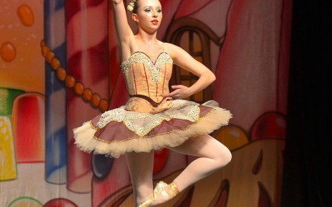 Nutcracker Ballet Dancer