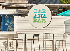 Cocktailing At THE CABANA BAR