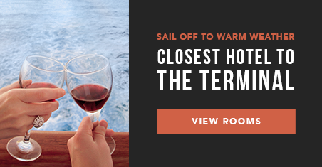 sail off to warm weather! see our rooms