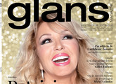 cover of glans magazine