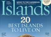 cover of Island magazine