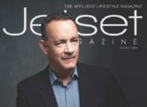 Cover of Jetset magazine