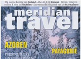 cover of meridian travel magazine