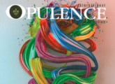 Cover of Opulence Magazine