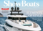 Cover of Showboats magazine