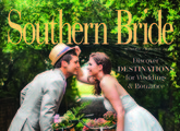 cover of southern bride magazine