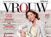 cover of Vrouw magazine