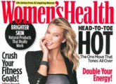 Cover of Women's Health magazine
