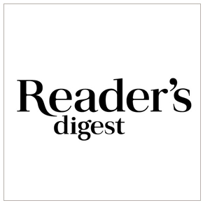 reader's digest logo b&w