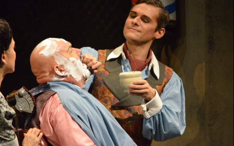 A Soldier's Best Friend and the Barber of Seville